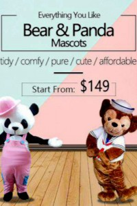 mascot costumes for sale