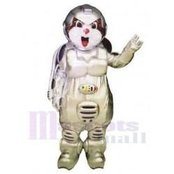 Astronaut Bear Cosmonaut Mascot Costume Animal
