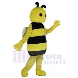 Bee Mascot Costume Cartoon from Maya The Bee