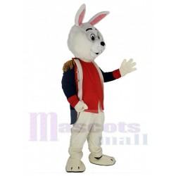 Colonel Wendell Rabbit Mascot Costume Animal