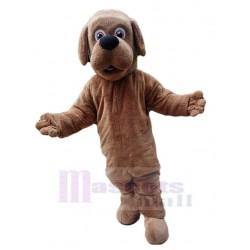 Adorable Brown Dog Mascot Costume Animal