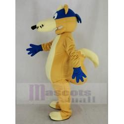Swiper Fox Mascot Costume Animal