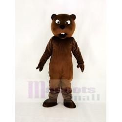 Sport Power Beaver Mascot Costume Animal