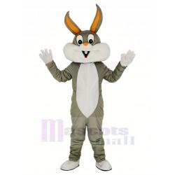 Bugs Bunny Rabbit Mascot Costume Cartoon