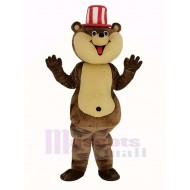 Huge Brown Teddy Bear Mascot Costume