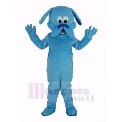 Blue Dog Blues Clues Mascot Costume Cartoon