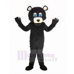 Black Bear Mascot Costume Animal