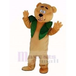 Berry Bear Mascot Costume Animal