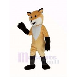 Funny Brown Fox Mascot Costume Animal