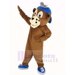 Baseball Cub Bear Mascot Costume Animal
