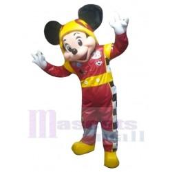 Pilot Mickey Mouse Mascot Costume