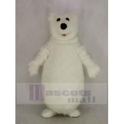 Giant Fat Polar Bear Mascot Costume Animal