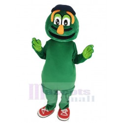 Wally Red Sox Mascot Costume