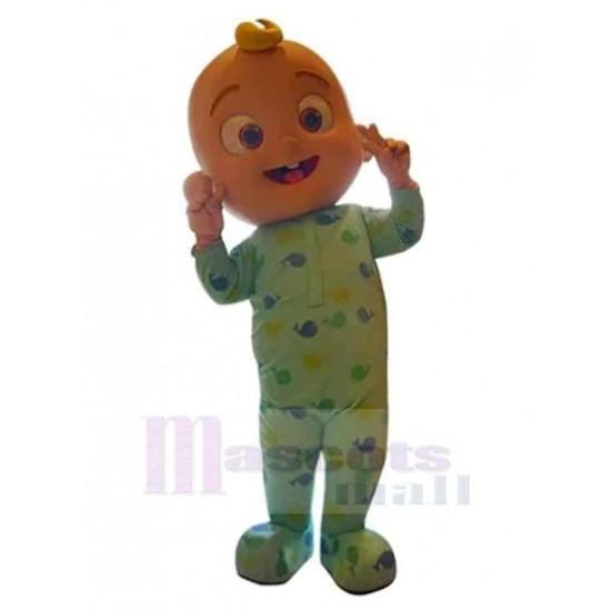 Cocomelon Baby Boy Mascot Costume Cartoon