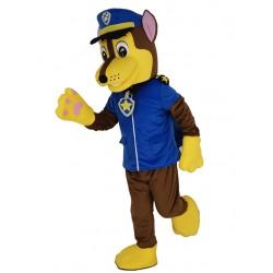 Cute Paw Patrol Chase Mascot Costume Cartoon