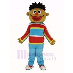 Sunshine Boy Sesame Street Ernie Mascot Costume Cartoon
