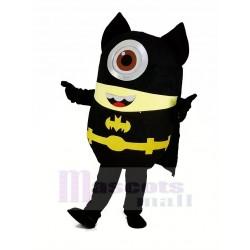 Despicable Me Minion Batman Minions Mascot Costume Cartoon