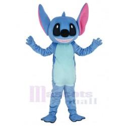 Blue Stitch Lilo Mascot Costume Cartoon