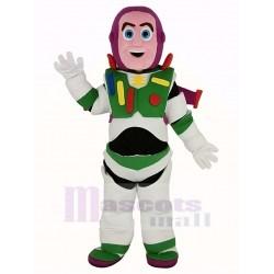Buzz Lightyear Mascot Costume Character Cartoon