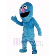 Grover Blue Elmo Monster Mascot Costume Sesame Street