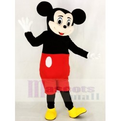 Funny Mickey Mouse Mascot Costume Cartoon