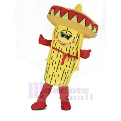 Mexican Food Tamale Mascot Costume