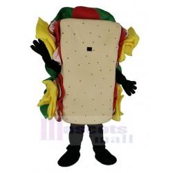 Yummy Sandwich Mascot Costume
