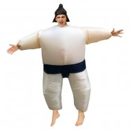 Sumo Inflatable Costume Wrestler for Adult