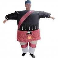 The Scot Inflatable Costume Halloween Christmas for Adult