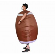 Rugby Inflatable Costume for Adult