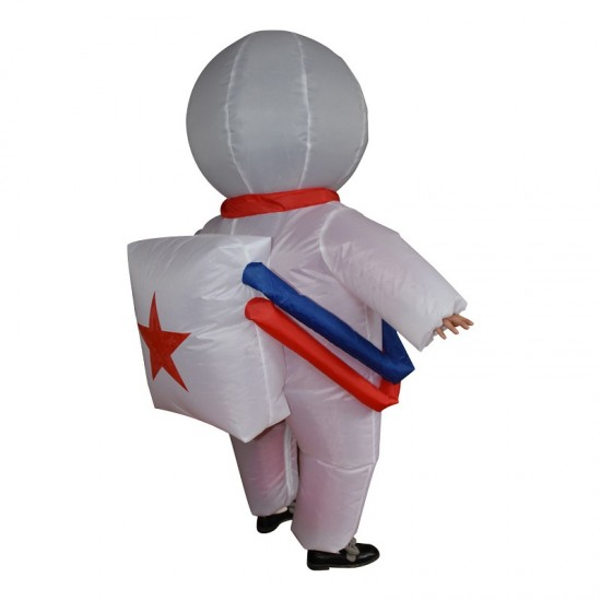 Astronaut Spaceman Inflatable Costume for Kids