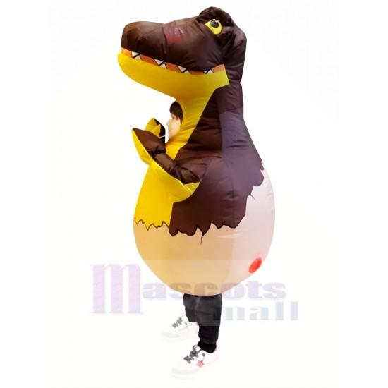 Inflatable Dinosaur Egg Costume Halloween Dino Christmas for Kids