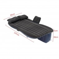 Inflatable Mattress Air Inflatable Car Bed with Pump Outdoor Camping