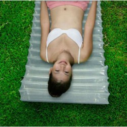 Inflatable Camping Sleeping Bed Outdoor
