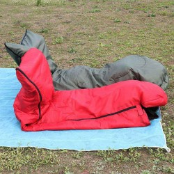 Inflatable Bag Lazy Air Sofa Sleeping Bag Waterproof Thermal