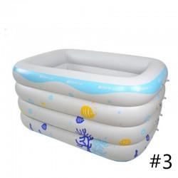 Inflatable Paddling Pool Bathtub For Baby Kids