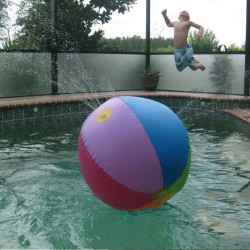 Swimming Pool Spray Water Ball For Toddlers