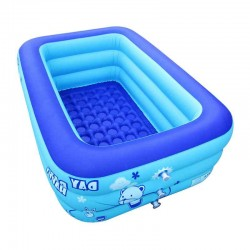 Inflatable Swimming Pool Bathtub For Child Adult