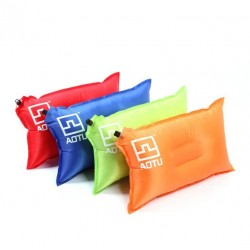 Inflatable Pillow Air Cushion Outdoor for Travelling Hiking Camping