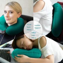 Comfortable Inflatable Pillow For Sleep Travel