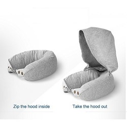 Inflatable Neck Pillow Memory Foam Neck Pillows Soft
