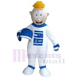 ARIS Astronaut Boy Mascot Costume People