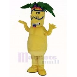 Palm Tree Plant Mascot Costume